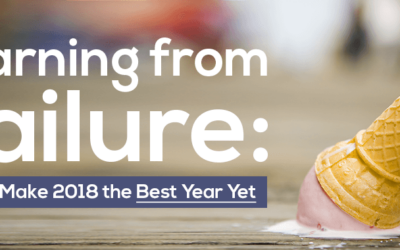 Learning from Failure: How to Make 2018 the Best Year Yet
