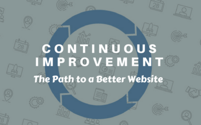 Continuous Improvement: The Path to a Better Website