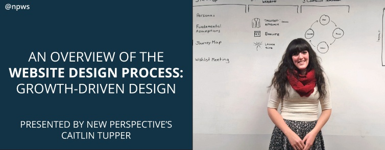 An Overview of the Website Design Process: Growth-Driven Design