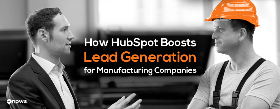 lead generation for manufacturing companies