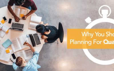 Why You Should Be Planning for Q1 Now