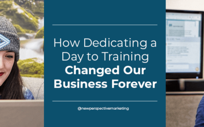 How Dedicating a Day to Training Changed Our Business Forever