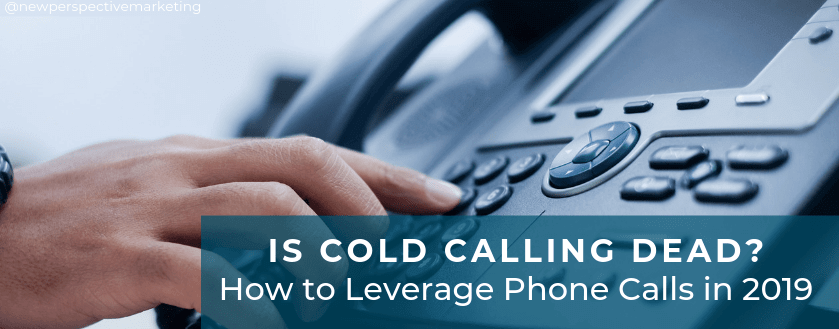 is cold calling dead