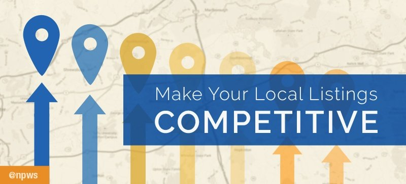 Competitive local 1 7 : make your local listings competitive : local listings competitive