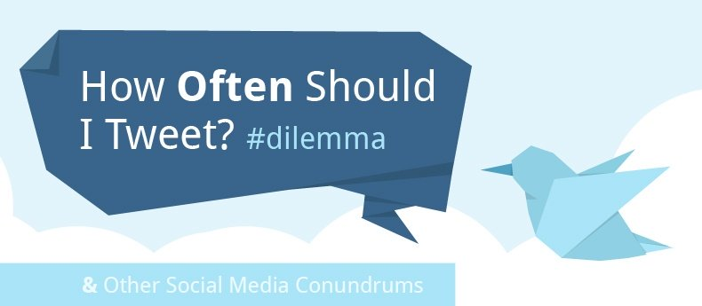How often tweet 7 - how often should i tweet? And other social media conundrums -
