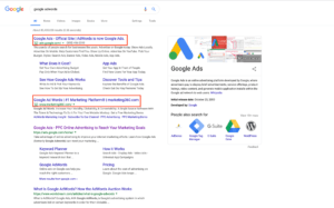 How Google Ads Show Up On Search Results