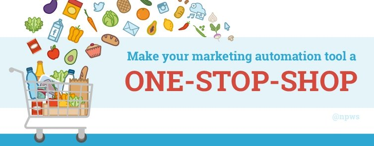 One stop shop 7 - how to streamline your marketing automation tools -