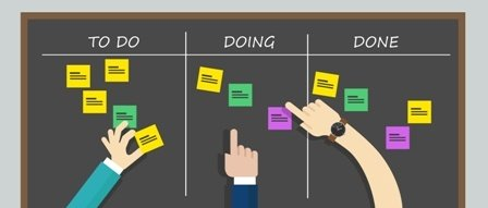 Scrum board agile small 10 - agile marketing methodology: what's all the buzz about? -