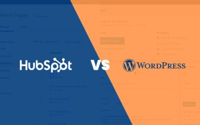 HubSpot CMS vs WordPress: Which is better for your company?